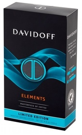 DAVIDOFF 250g Elements kawa mielona LIMITED