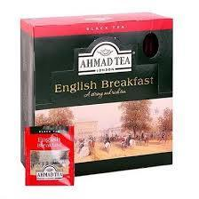 Herbata czarna Ahmad English Breakfast Tea 100 kopert